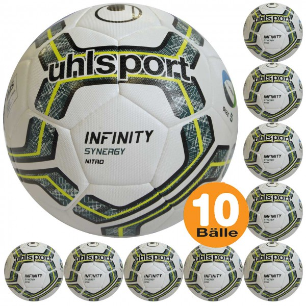 10er Set uhlsport INFINITY SYNERGY NITRO 2.0