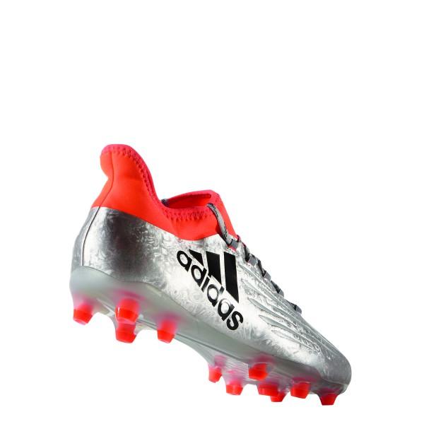 adidas X16.2 FG Fußballschuhe Fußball Schuhe Nocken silber