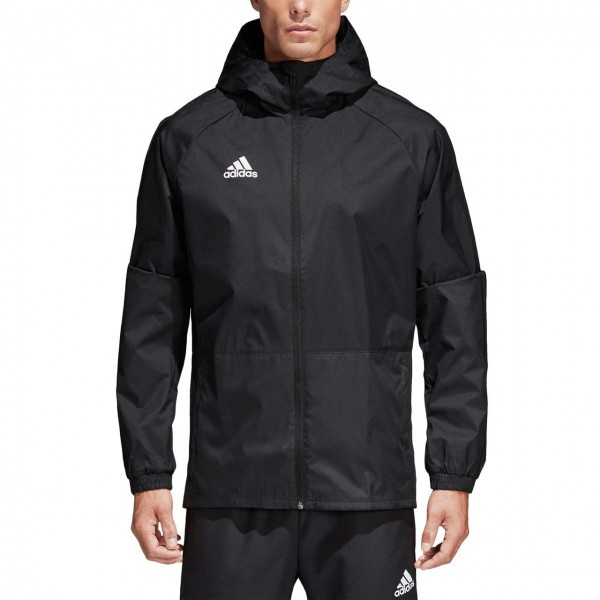 adidas Condivo 18 Rain Jacket Youth Regenjacke Kinder