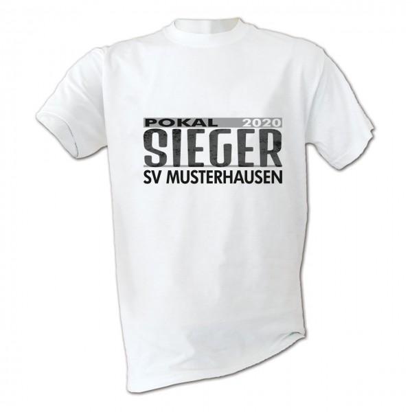 Pokalsieger T-Shirt 2020