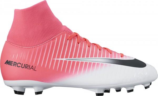 Nike Mercurial Victory VI Fußballschuhe Kinder Schwarz