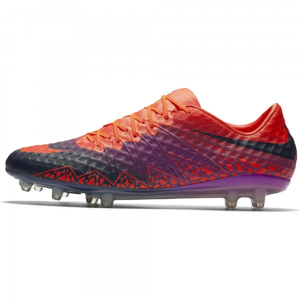 Nike HyperVenom Phinish FG 845 orange-lila