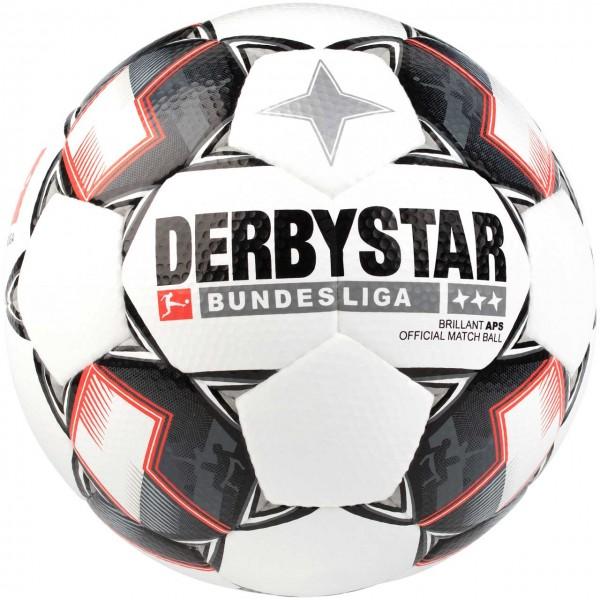 Derbystar Fußball-Spielball Bundesliga Brillant APS