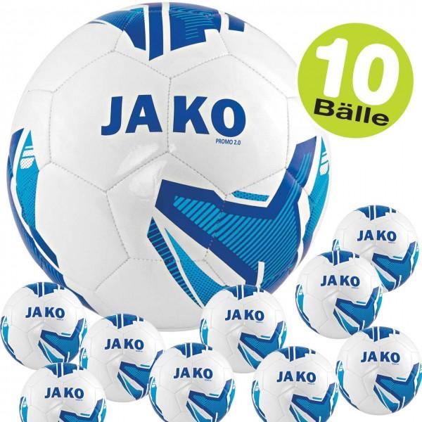 10er Set Jako Ball Promo 2.0