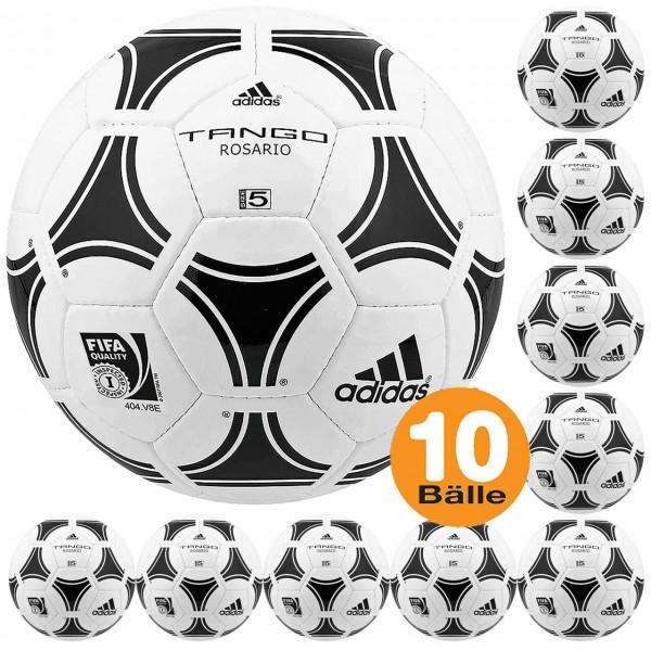 adidas Tango Rosario 10er Fußball-Paket