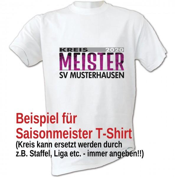 Kreismeister T-Shirt 2020