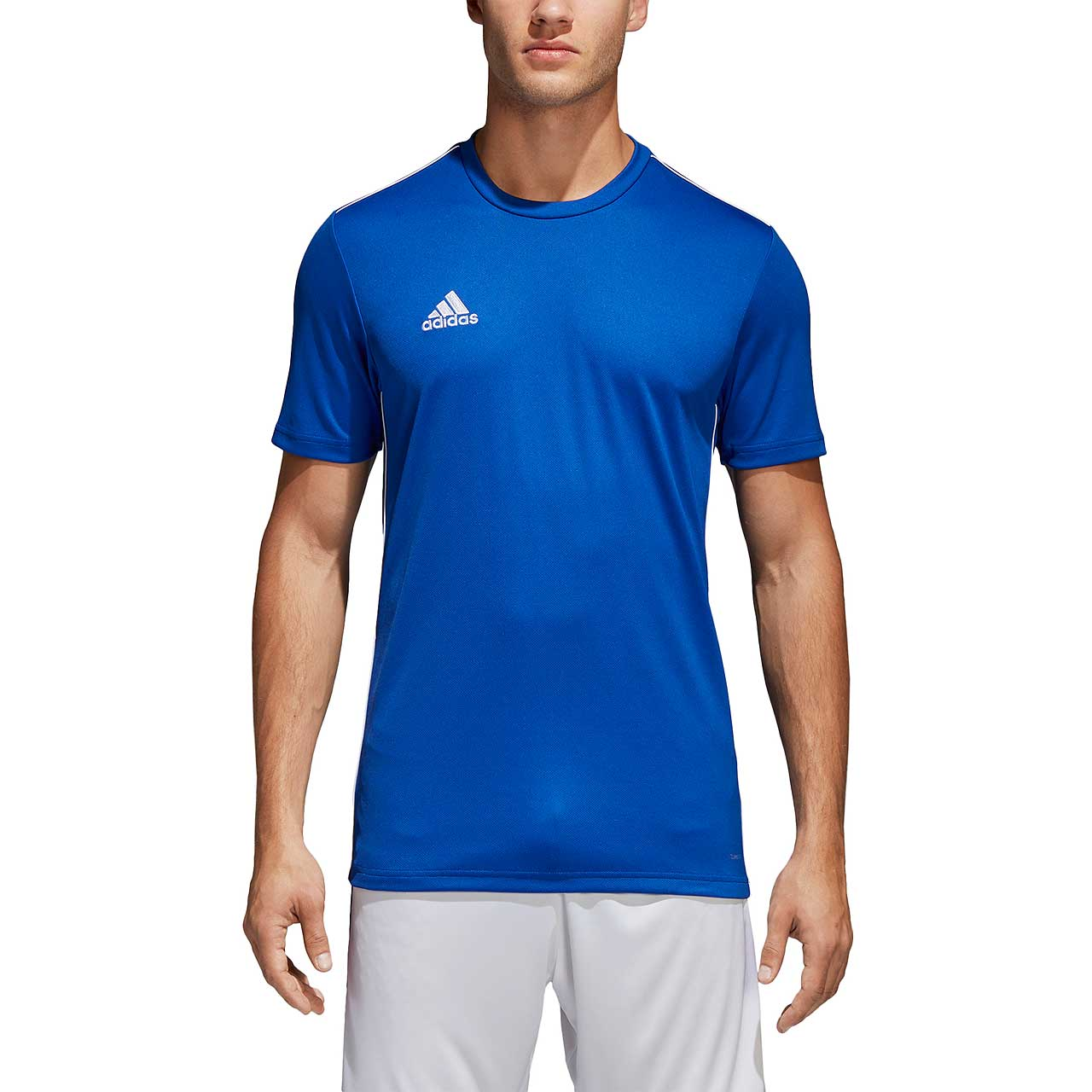 adidas Core 18 Training Jersey Youth Trainings T Shirt Kinder