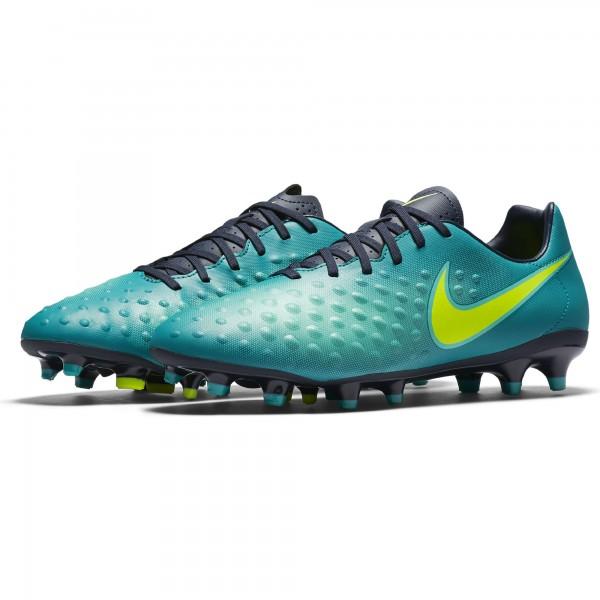 cb144456e7a7 Nike Magista Onda II FG Fußballschuhe türkis-hellgelb