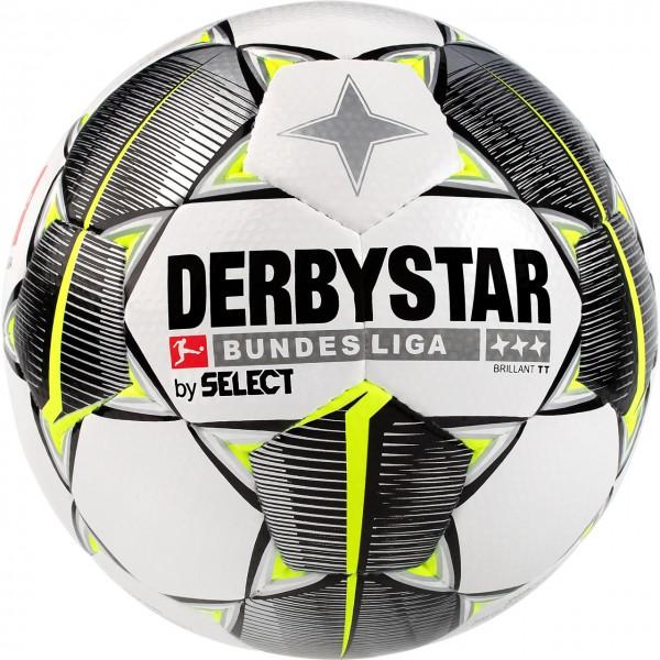 Derbystar Fußball Bundesliga19-20 Brillant TT Trainingsball