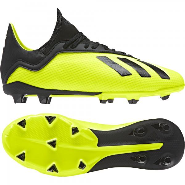 adidas X 18.3 FG Junior Fußballschuhe Kinder