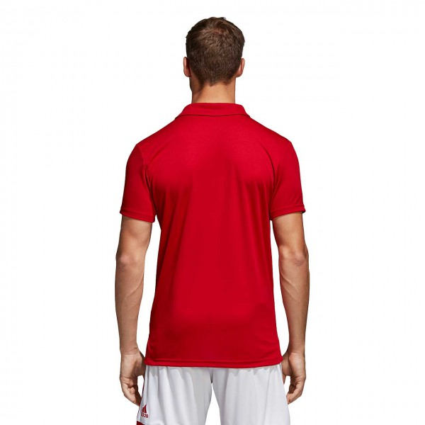 adidas Core 18 Climalite Polo Shirt Youth Kinder