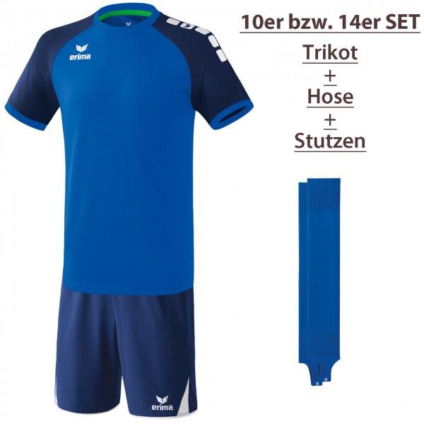 14er erima Kurzarm-Trikot-Hosen-Stutzen-Set Zenari3.0-Classic 5-C