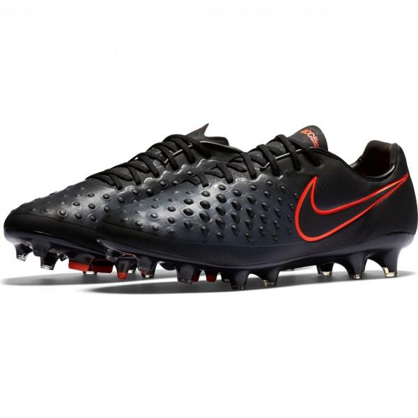 Nike Magista Opus II FG Fußballschuhe schwarz