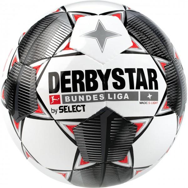 Derbystar Fußball Bundesliga19-20 Magic S-Light 290g Jugend-Trainingsball