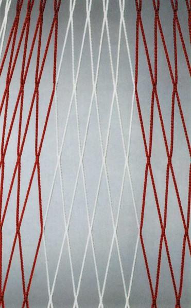Jugend-Tornetz 5,15x2,05x0,8 - 1,5m, 4mm zweifarbig