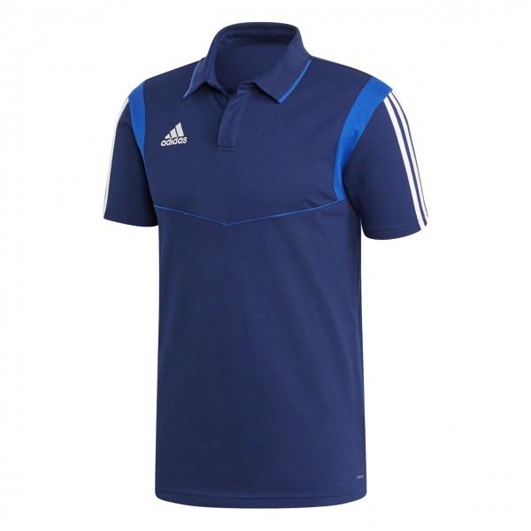 adidas TIRO19 CO POLO Baumwoll-Polo-Shirt