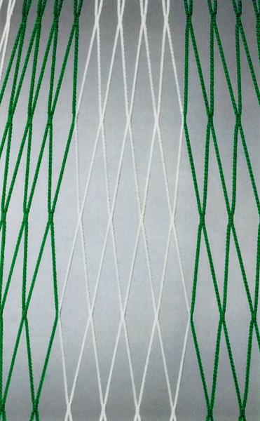 Jugend-Tornetz 5,15 x 2,05 x 1m, 4mm zweifarbig