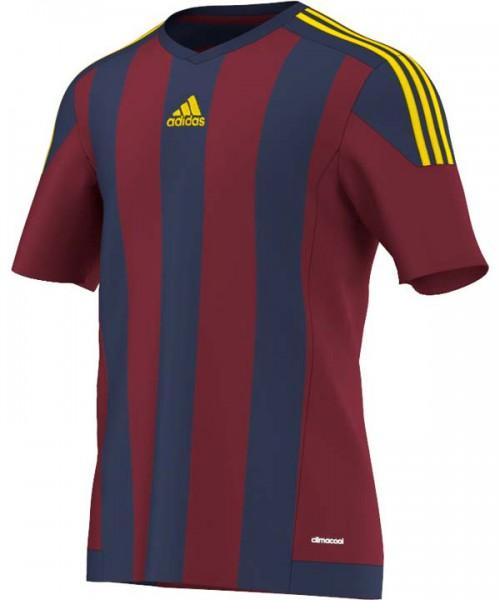adidas Striped 15 Match Jersey Trikot kurzarm