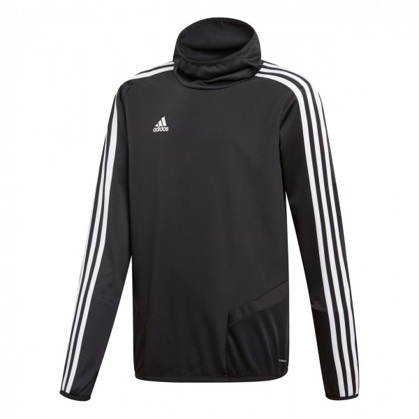 adidas TIRO19 Warm TOP Youth Trainingstop mit Kragen Kinder