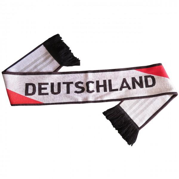 adidas Schal DFB DFB 3 STRIPES SCARF 2014 weiß-schwarz-rot
