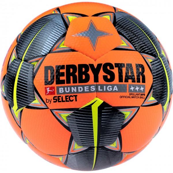 Derbystar Fußball Bundesliga19-20 Brillant APS Winter Spielball