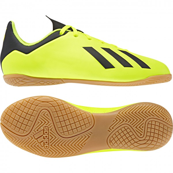 adidas X Tango 18.4 IN Junior Hallenschuhe Kinder