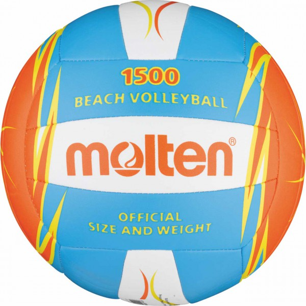 molten Beach-Volleyball Freizeit V5B1500-CO