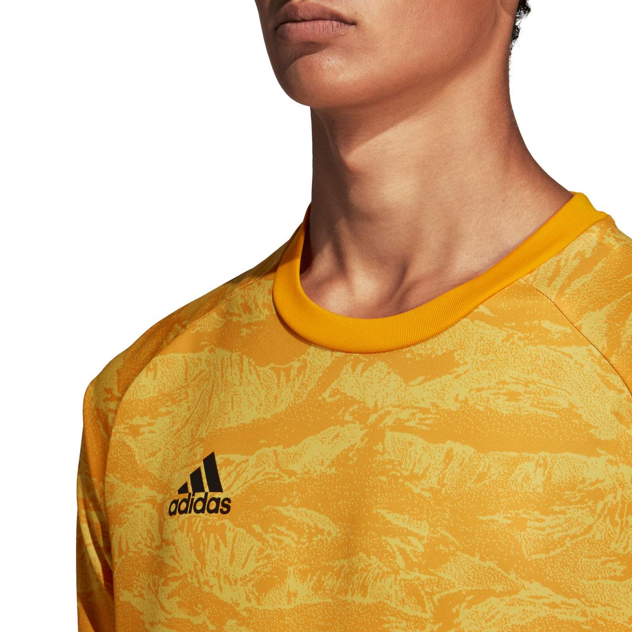 gold adidas trikot kinder