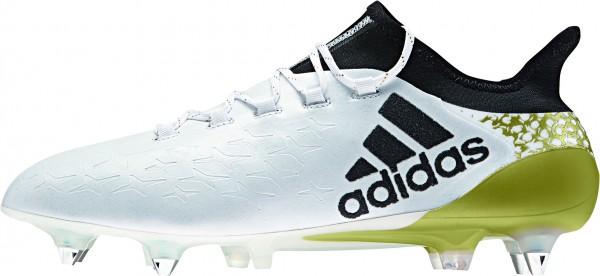 adidas X 16.1 SG Fußballschuhe Stollen weiß