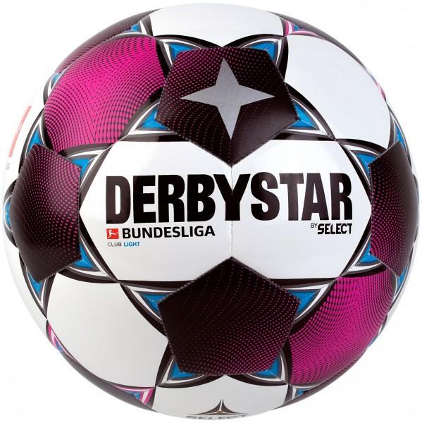 derbystar Bundesliga 2020-21 Club Light 350g Fußball Gr5
