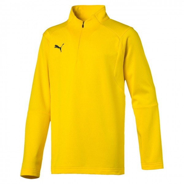 Puma LIGA Training 1/4 Zip Top Jr