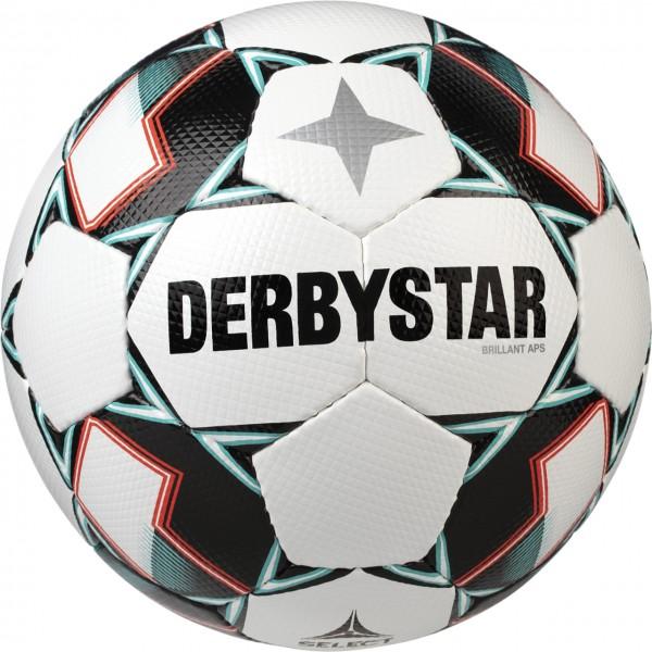 derbystar Brillant APS v20 Spielball-Fußball
