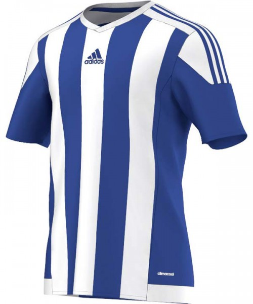 adidas Striped 15 Match Jersey Trikot kurzarm Kinder