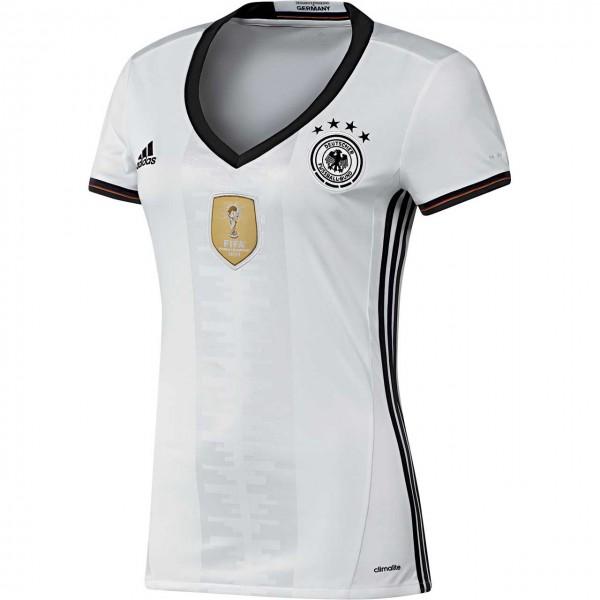 adidas DFB Home Jersey Women Euro16 DamenHeimtrikot