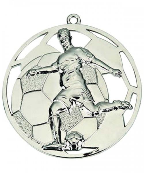 Medaille d50mm Fußball