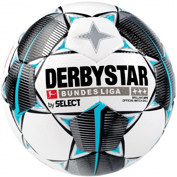 Derbystar Fußball Bundesliga19-20 Brillant APS Spielball