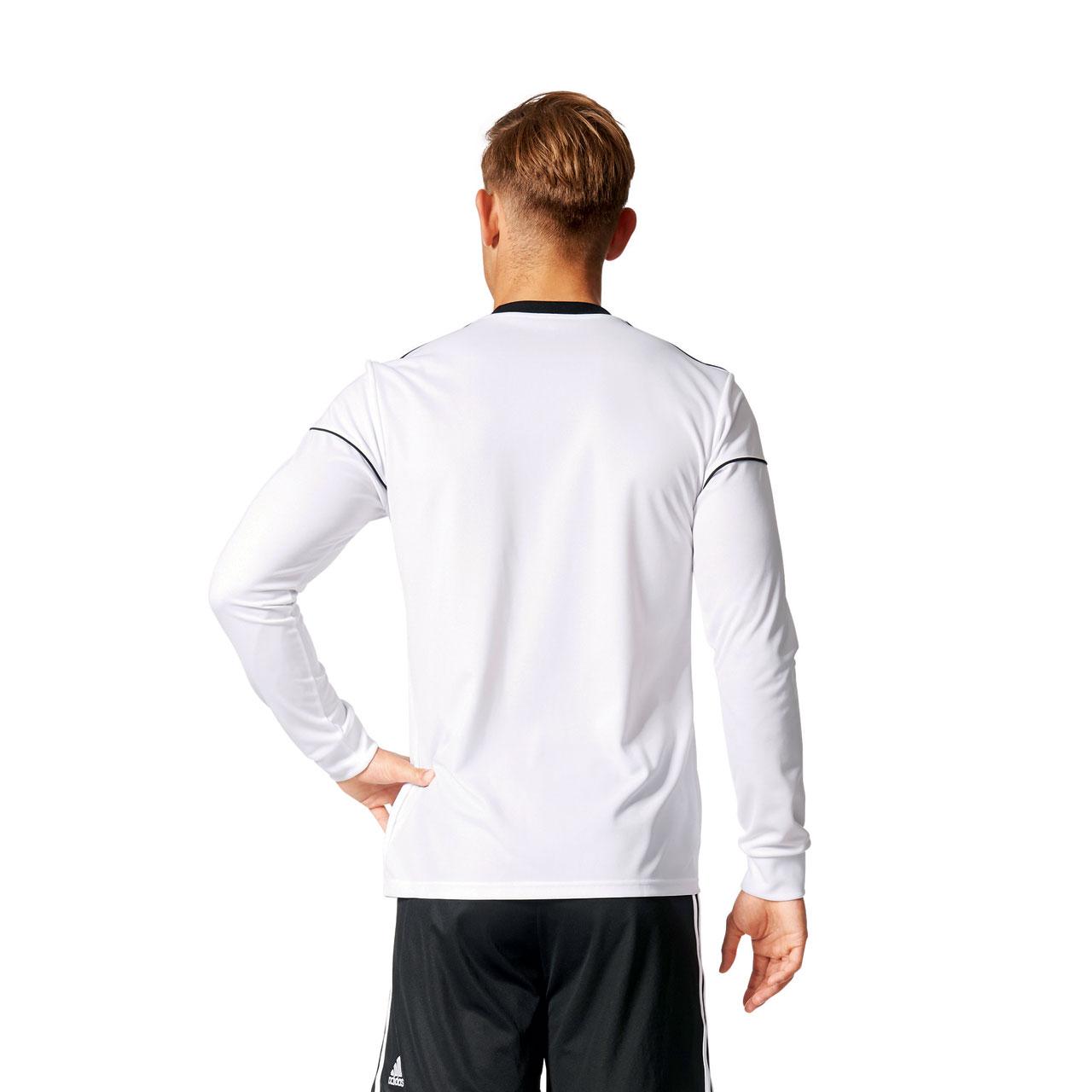 Adidas Squadra 17 Langarm Trikot bold gold schwarz