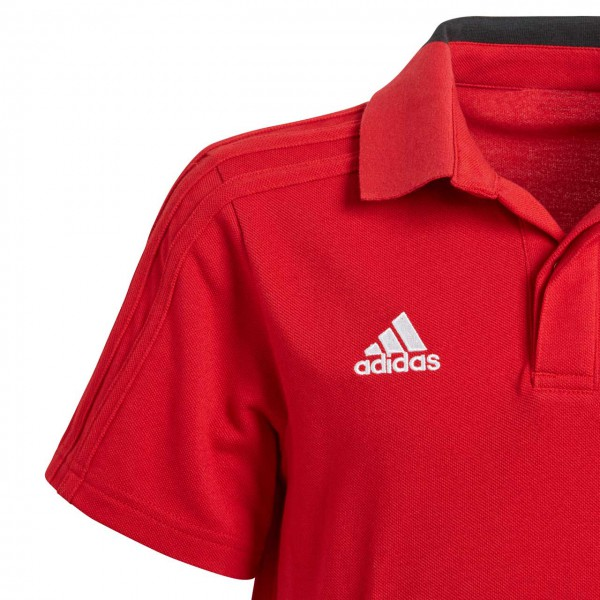 shades of order online buying now adidas Condivo 18 Cotton Polo Youth Shirt Kinder