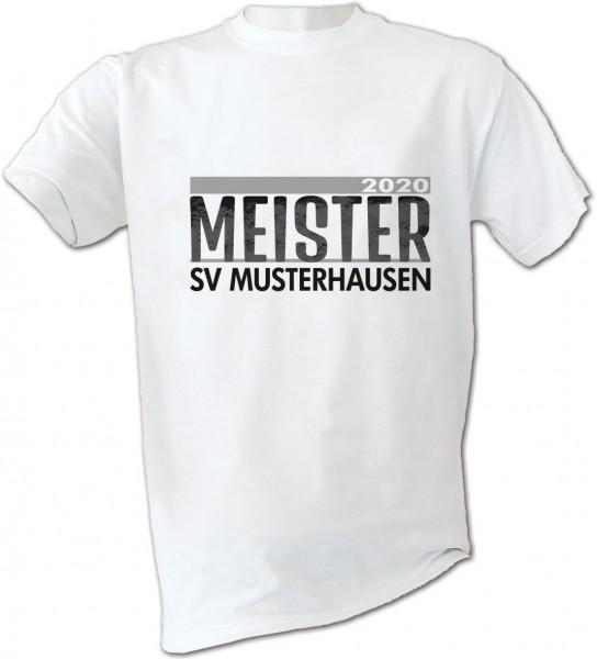 Meister T-Shirt 2020 Kinder