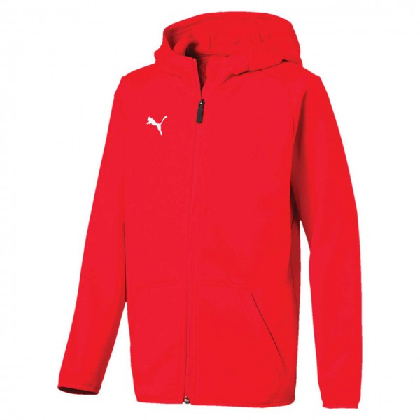 Puma LIGA Casuals Hoody Jacket Jr
