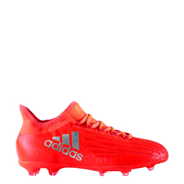 adidas X 16.1 FG J Fußballschuhe Fußball Schuhe Kinder Nocken rot
