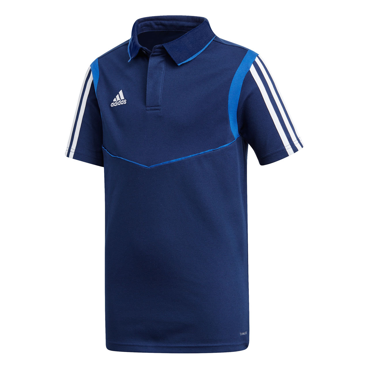 adidas TIRO19 CO Polo Youth Baumwoll Polo Shirt Kinder